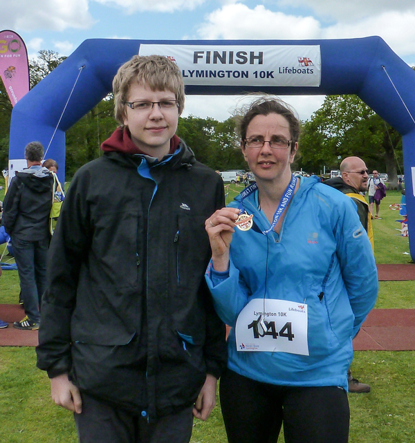 10k run for Kleine Levin Syndrome